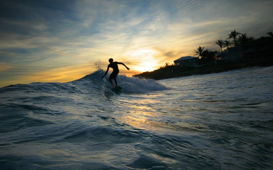 SKILLS NECESSARY FOR SURFING